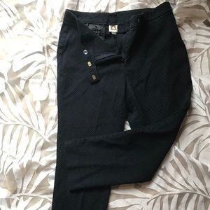 Anne Klein Embroidered Trousers
